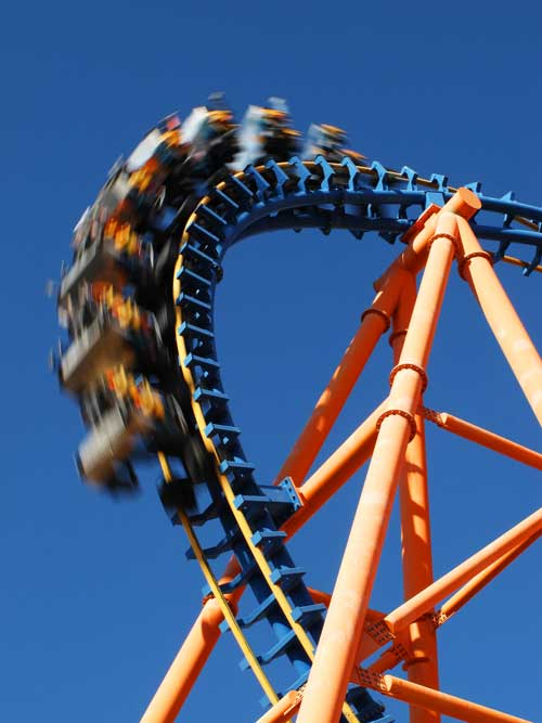 Trading can be tiring and exhausting – it's a rollercoaster of emotions.