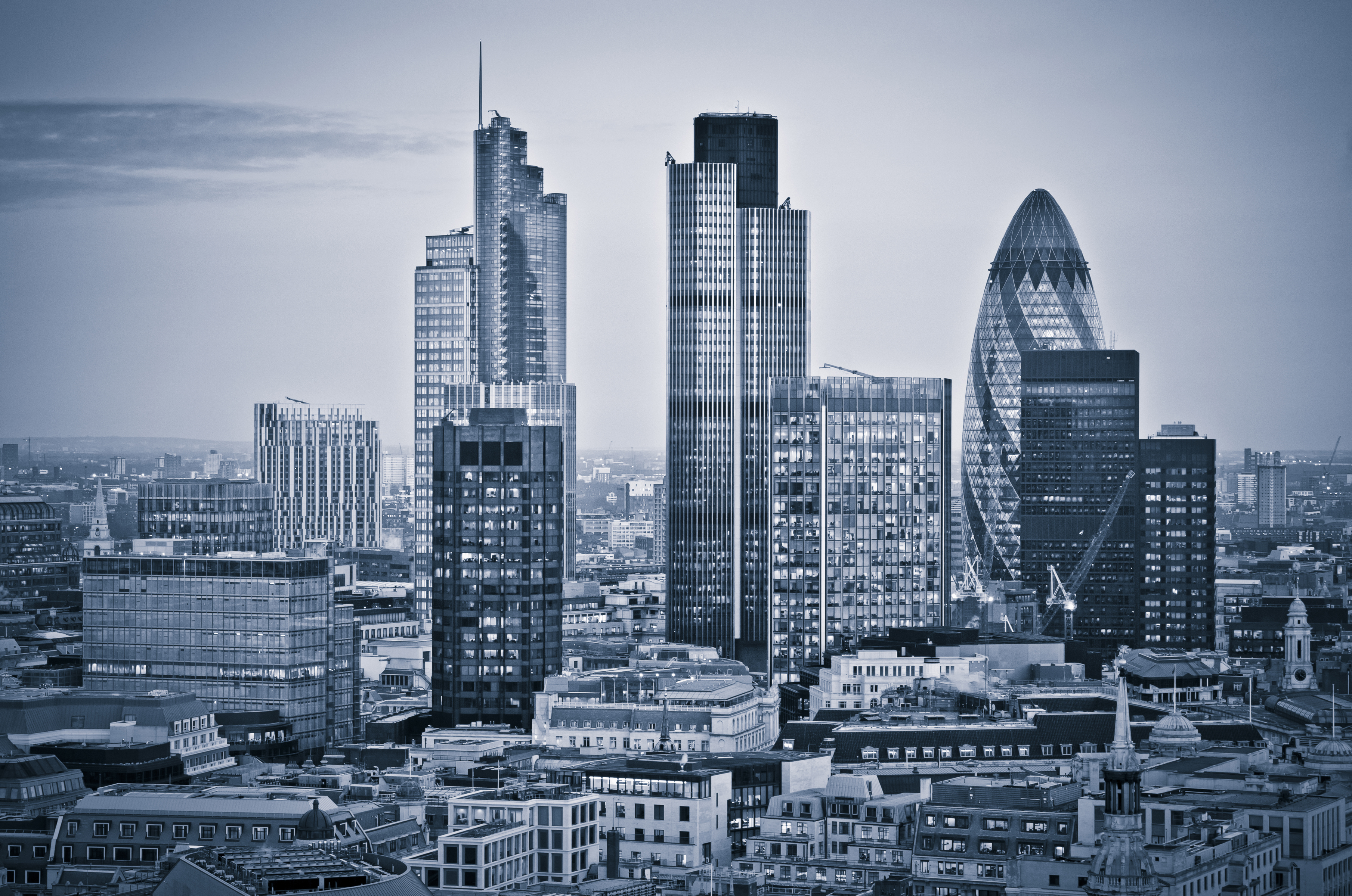 trading city of London